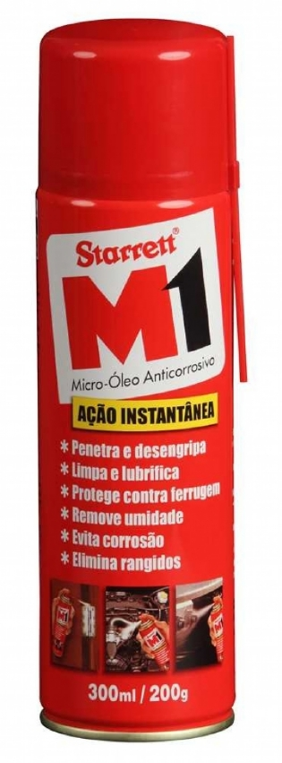 Óleo Anticorrosivo M-1 300ml Starret