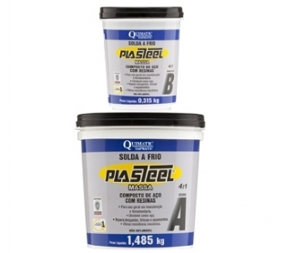 Plasteel Massa 4:1 Tapmatic - 450gr