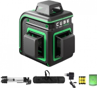 Nível a Laser Green Ultimate ADA